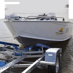boat-hauling